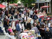 Frauenflohmarkt bunde