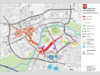 Innenstadtkonzept (ISEK) Übersichtskarte