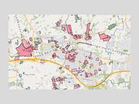 Übersicht Bebauungspläne GeoViewer