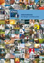 FlipBook Informationsbroschüre Bünde