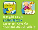 Externer Link: Logo Lesestart App